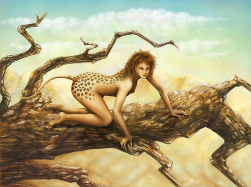 Подборка фантастических иллюстраций (110 работ)