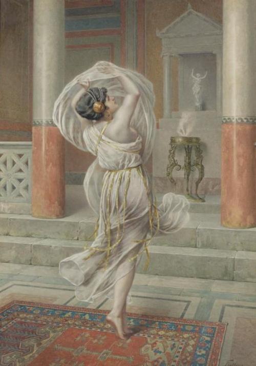 Художник Francesco Ballesio (Italian, 1860-1923) (34 работ)