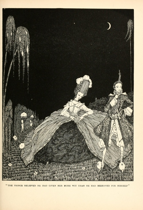 Irish artist and book illustrator Harry Clarke (1889-1931) (197 работ)