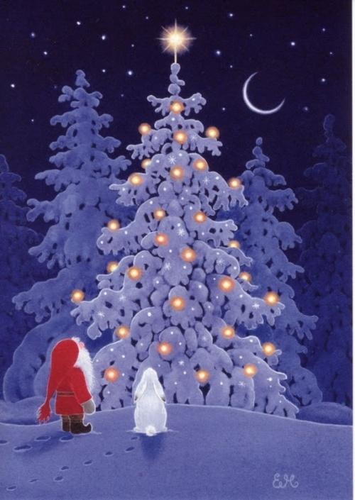 Magical narodec # 1 - gnome Nisse by Eva Melhuish (33 работ)