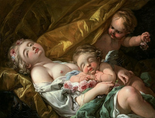 Artworks by Francois Boucher (248 работ)