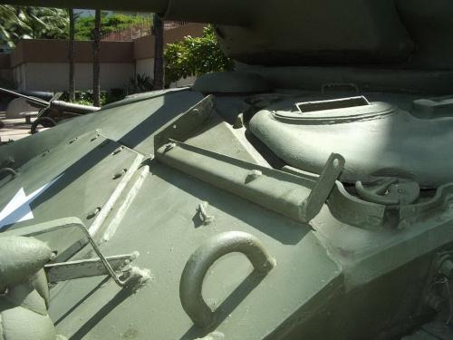 Американский легкий танк M24 Chaffee (90 фото)