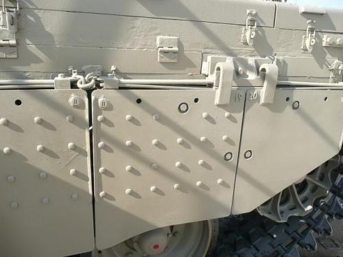 Израильский основной танк Merkava Mk II (216 фото)