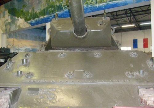 Американская САУ М-10 (64 фото)