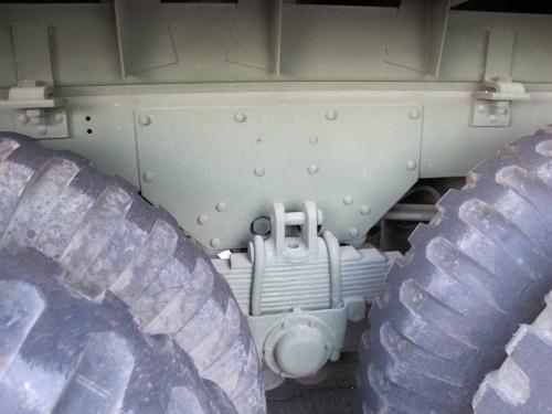 Американский армейский грузовик M35A1 Truck 2.5 ton 6x6 (109 фото)