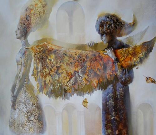 Венецианский карнавал Олега Чубакова (Oleg Tchoubakov) (76 работ)