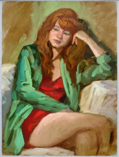 Художник Paul Schulenburg (120 работ)