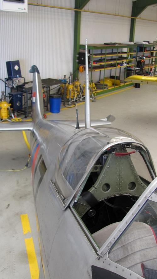 Английский истребитель Supermarine Spitfire MK IX (189 фото)
