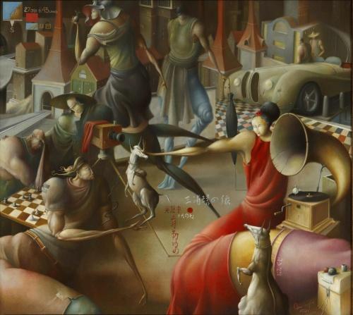 Artworks by Oleg Osipoff (65 работ)