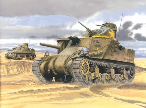 Военные машины (36 работ)