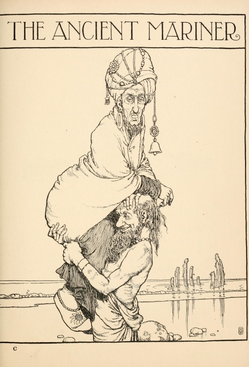English cartoonist and illustrator William Heath Robinson (1872-1944) . Часть 2 (471 работ)