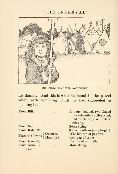 English cartoonist and illustrator William Heath Robinson (1872-1944) . Часть 2 (471 работ)