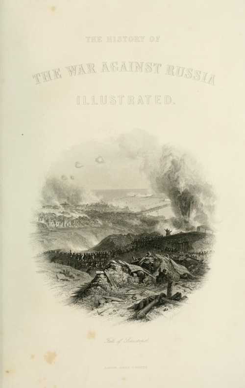 The illustrated history of the war against Russia (1857) (89 работ)