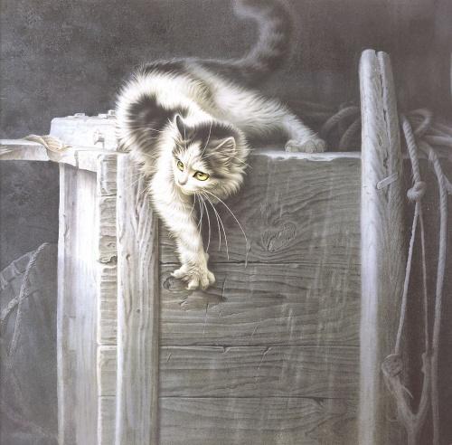 Китайский художник Xu Xinqi (47 работ)