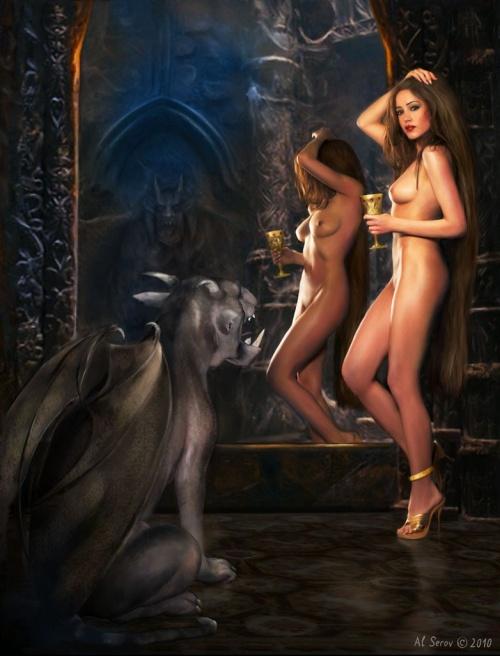 Artworks by Digital Artists # 18 (35 работ)
