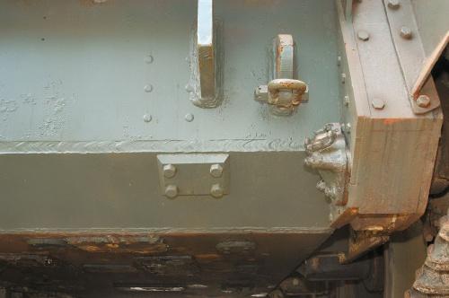 Английский крейсерский танк A34 Comet 17pdr (93 фото)