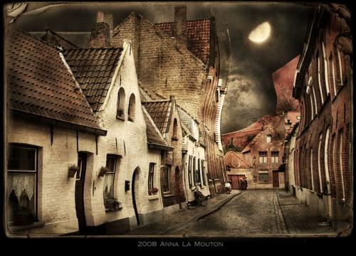 Фотохудожник Anna La Mouton (68 фото)