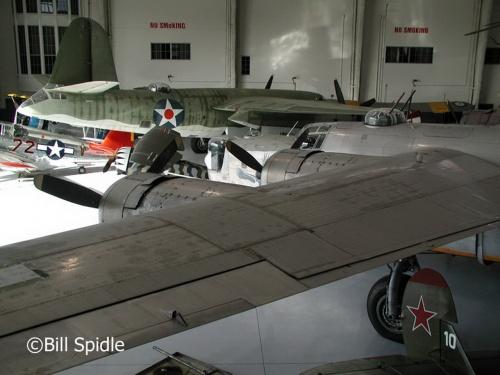 Американский тяжелый бомбардировщик B-24J Joe Liberator (35 работ)