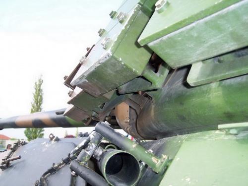 Французский основной танк AMX 30 B2 Brennus (126 фото)