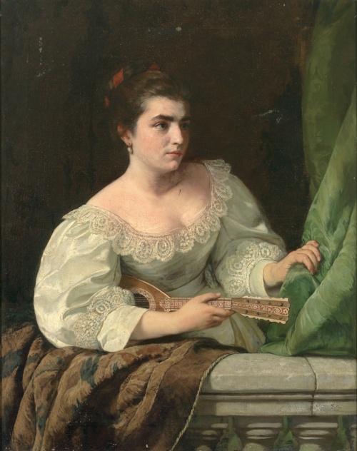 Женский образ в живописи 18-20 веков Продолжение (93 работ)