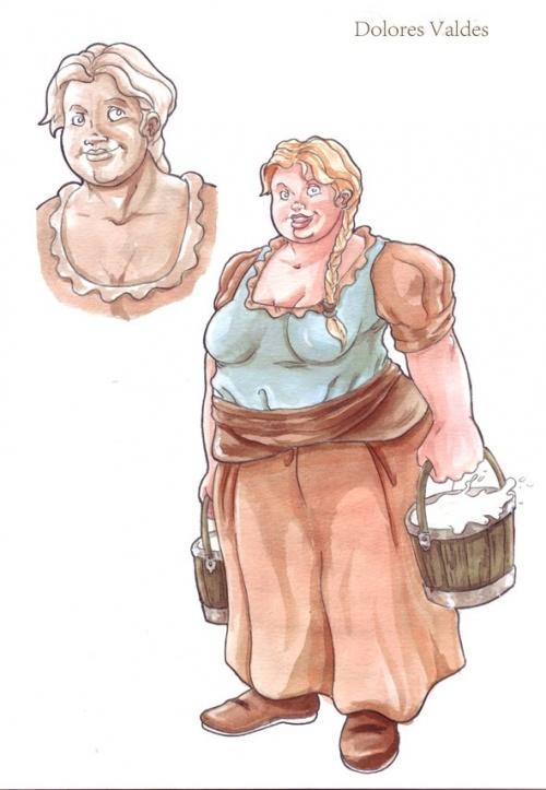 Иллюстратор Antonio Navas (58 работ)