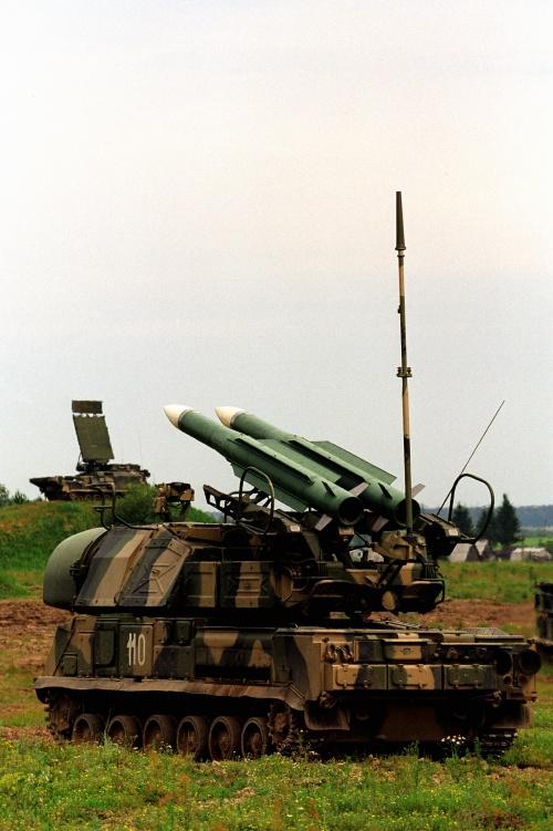 ЗРК Бук-М1 (29 фото)