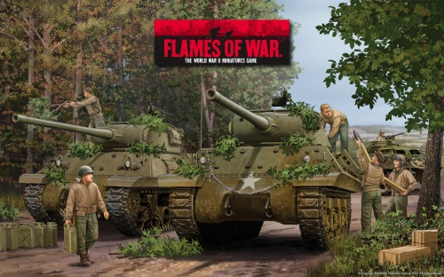 Flames Of War (6 работ)