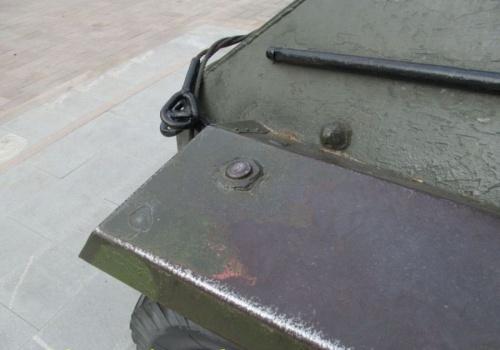 Советский бронеавтомобиль БА-64Б (147 фото)