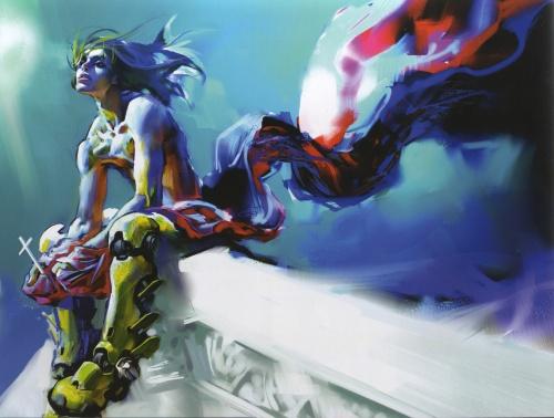 Artworks by Benjamin Zhang Bin (114 работ)
