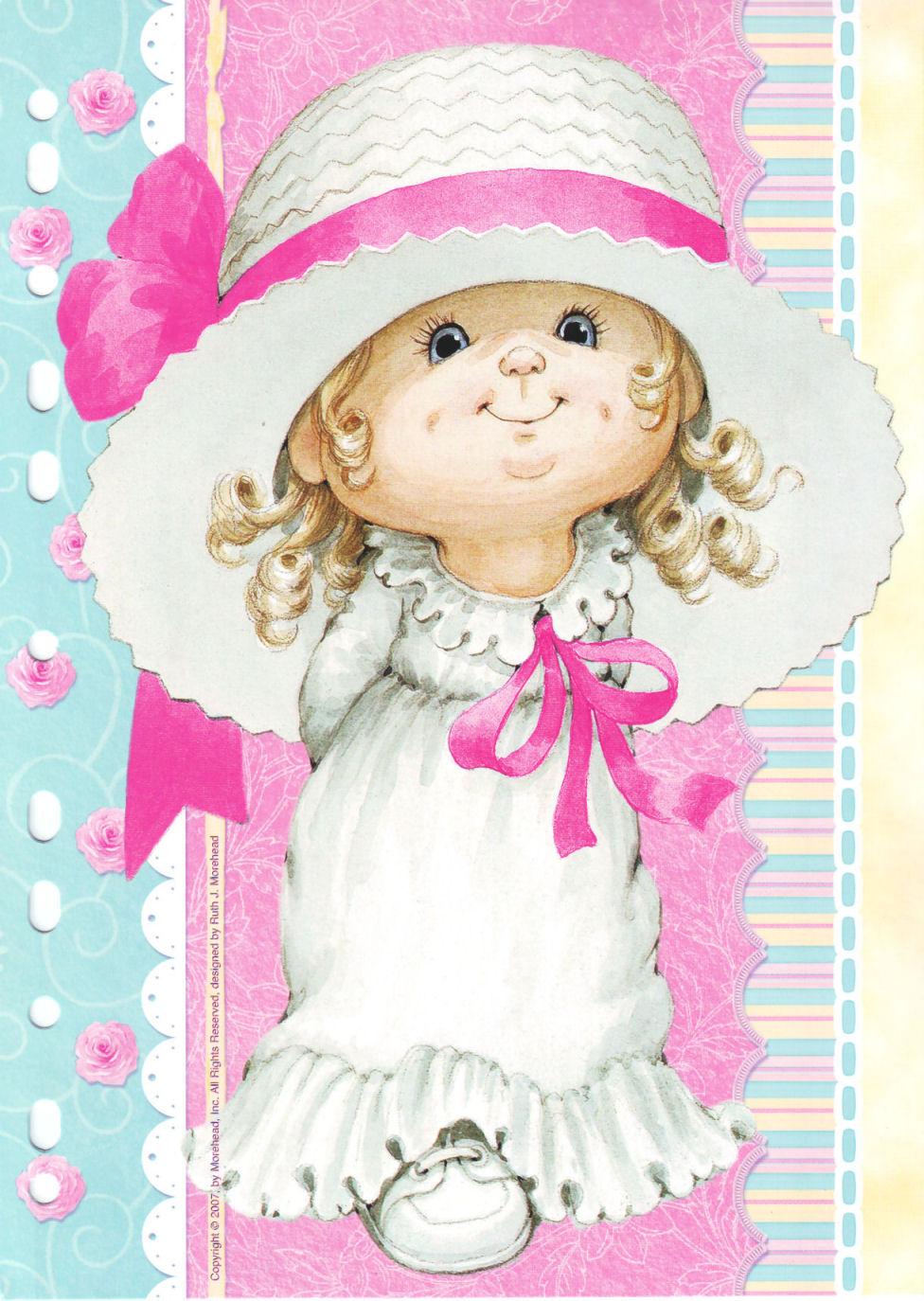 Малышку с днем рождения в картинках