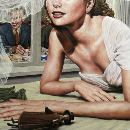 Иллюстратор Eric White (50 работ)