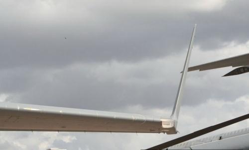 Американский транспортный самолет C-17 Globemaster (60 фото)