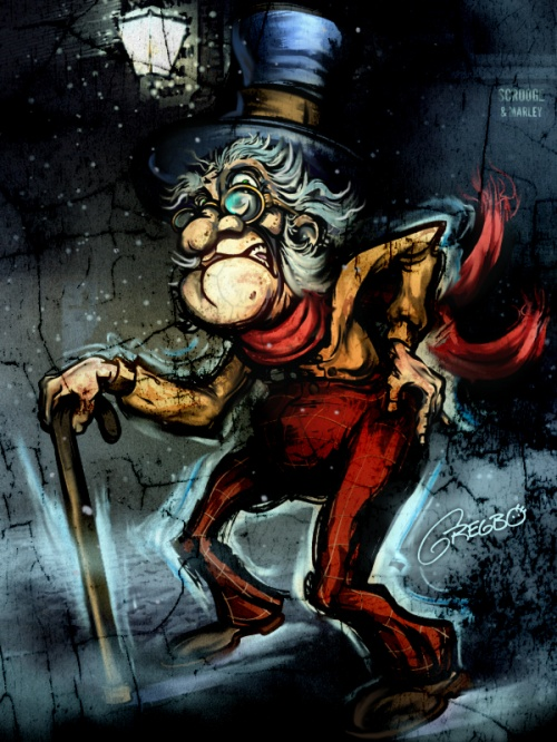 Иллюстратор Gregbo Watson (78 работ)
