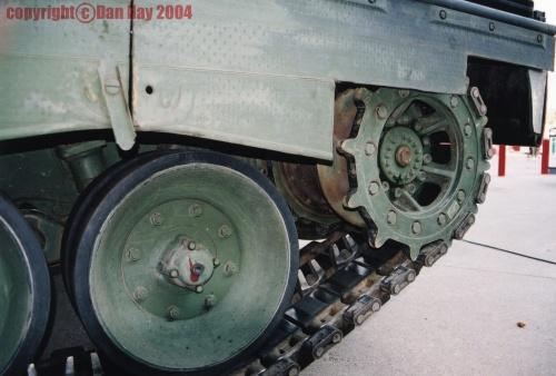 Немецкий основной танк Leopard C2 (209 фото)