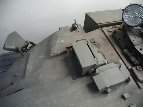 Английский основной танк Chieftain Mk11 (106 фото)
