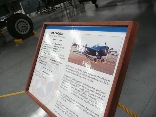 Американский палубный истребитель General Motors FM-2 Wildcat (130 фото)