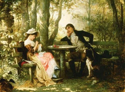 Художник Carl Schweninger (1854-1903) (45 работ)