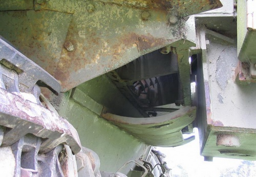 Английский основной танк Centurion (55 фото)
