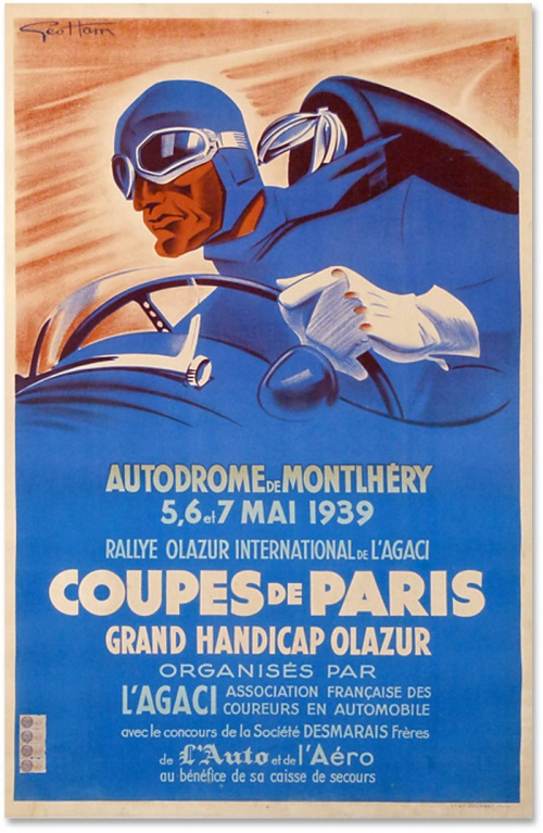 Работы Georges Hamel (Geo Ham) (1900-1972) (66 работ)