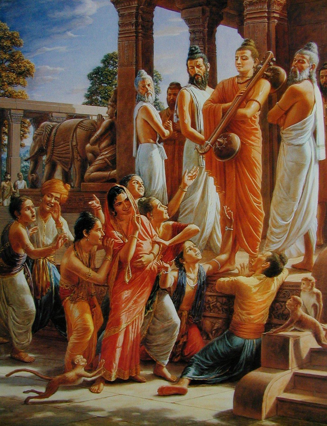 Sandhyavandhanam upanyasam by shri krishna premi by thapas.