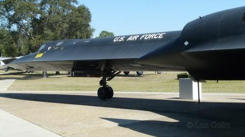 Американский разведывательный самолет Lockheed SR-71 (17959) Blackbird (42 фото)