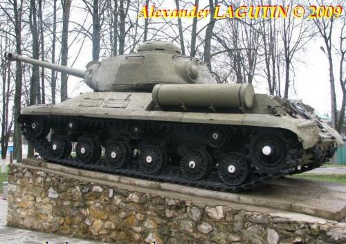 Советский тяжелый танк ИС-2М (90 фото)