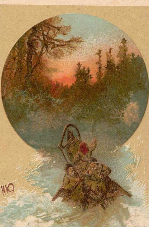 Русский художник Николай Николаевич Каразин (1842—1908) (100 работ)