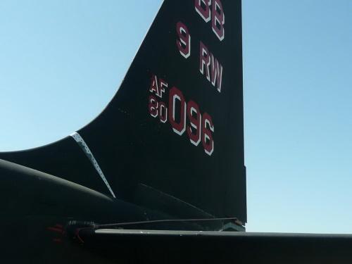 Американский разведывательный самолет Lockheed U-2S Dragon Lady (120 фото)
