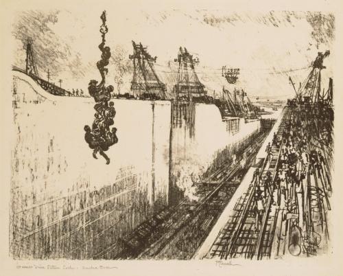 Joseph Pennell (1857-1926). Часть 2 (31 работ)