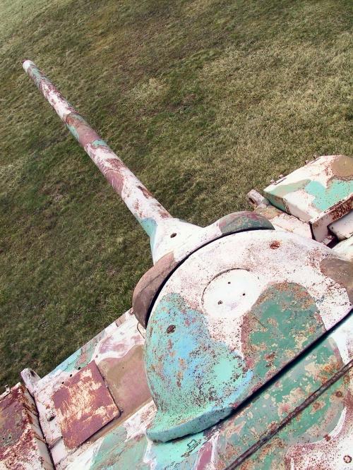 Немецкая САУ Jagdpanzer IV (57 фото)