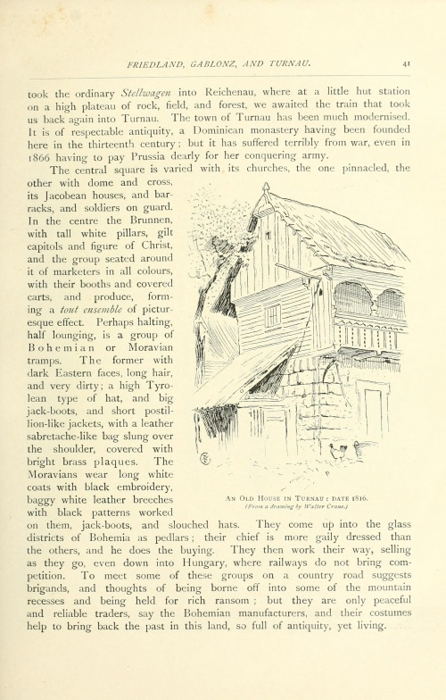 Pictures from Bohemia drawn with pen and pencil (1894) (120 работ)