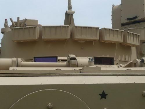 Американская БМП M3A3 Bradley (128 фото)