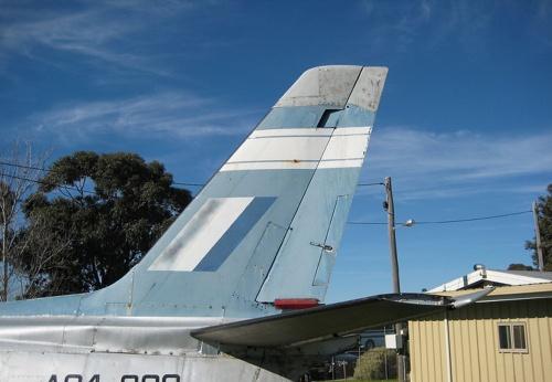 Американский истребитель North American (CAC) CA-27 Sabre (56 фото)
