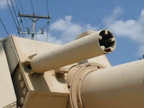 Американский основной танк M1A1 Abrams (172 фото)